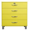 Malibu 5124 - Kommode - Schubladenschrank - Gelb