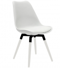 Olbia Retro Style - Stuhl Weiß