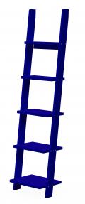 Pisa - Bücherregal - Blau