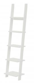 Pisa - Bücherregal - Weiß
