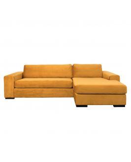 Sofa - Fiep Velvet - Recamiere Rechts