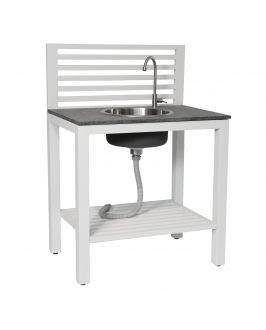 Outdoorküche - Bellac Waschbecken