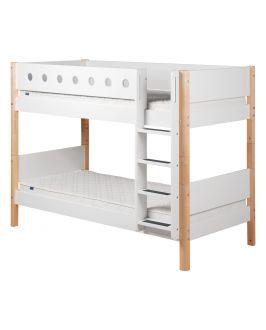 White - Etagenbett - 190 cm