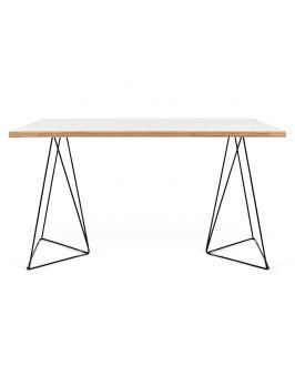Schreibtisch - Flow White