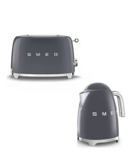 Smeg - Set Wasserkocher und Toaster