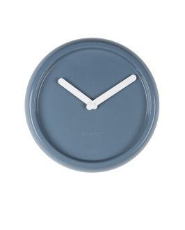 Ceramic Time - Wanduhr