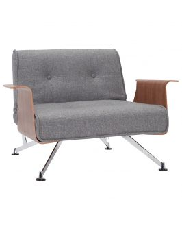 Clubber mit Armlehne - Sessel