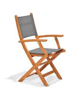 Gartenklappstuhl - Pina Textil - 2er Set