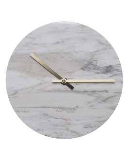 Marble Time - Wanduhr