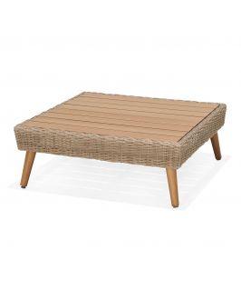 Loungetisch - Coco 80x80 cm