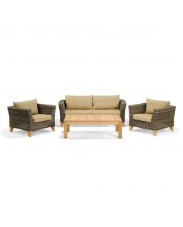 Set – Luna Sofa – 4-teilig