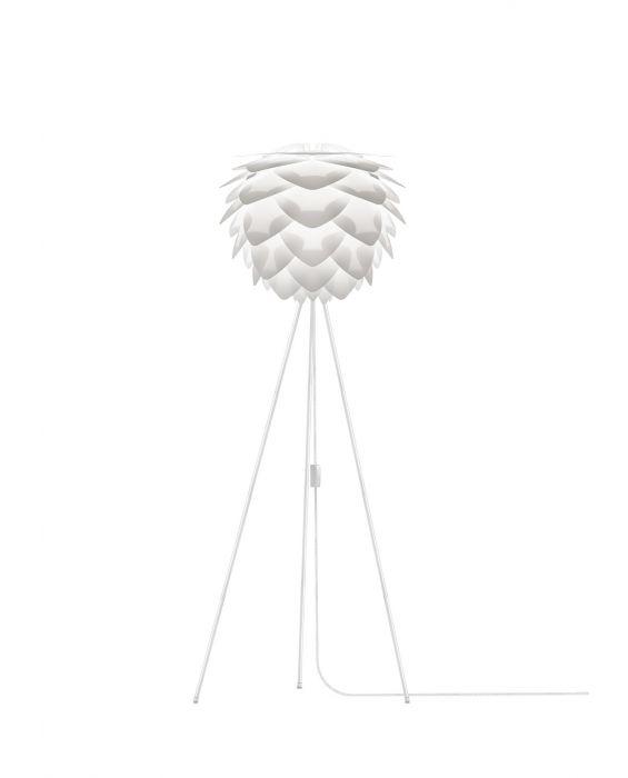 Silvia - Stehleuchte - Weiß