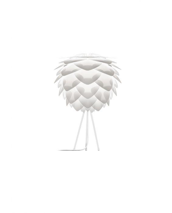 Silvia - Tischleuchte - Weiß