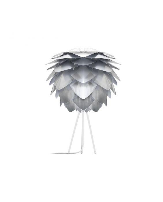 Silvia - Tischleuchte - Silber