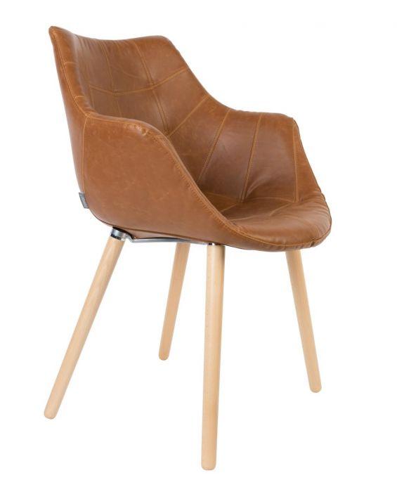 Twelve - Stuhl Kunstleder