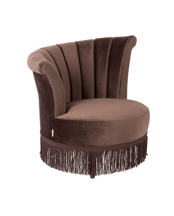 Lounge Chair - Flair - Braun