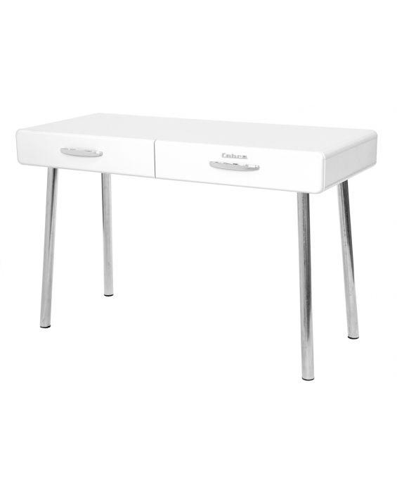 Cobra 4950 - Schreibtisch - Weiß