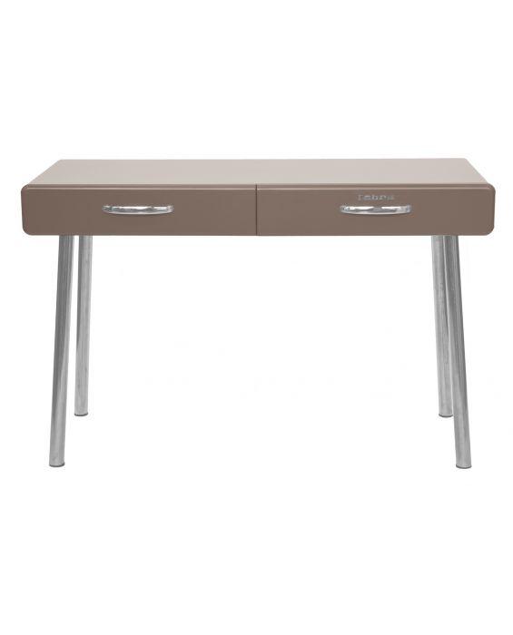 Cobra 4950 - Schreibtisch - Warmes Grau