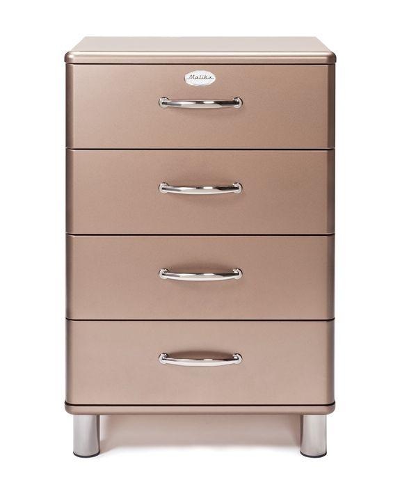 Malibu Deluxe 5016 - Kommode - Schubladenschrank - Bronze
