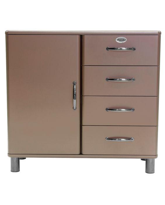 Malibu Deluxe 5035 - Kommode - Sideboard - Bronze