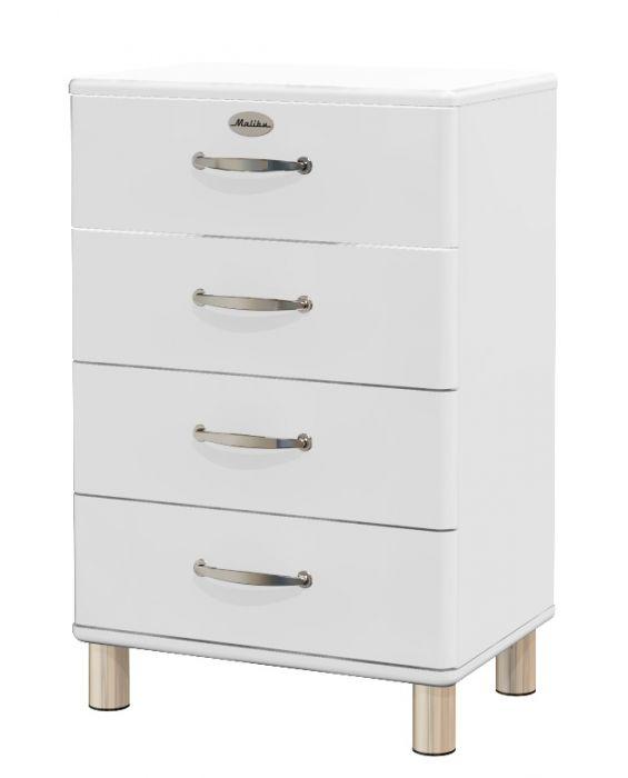 Malibu 5116 - Kommode - Schubladenschrank - Weiß