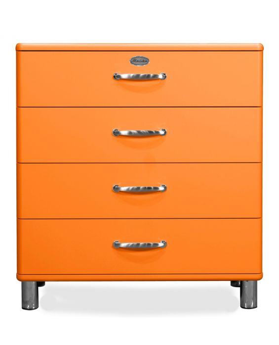 Malibu 5124 - Kommode - Schubladenschrank - Orange