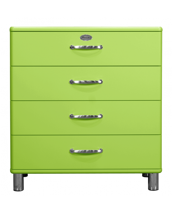 Malibu 5124 - Kommode - Schubladenschrank - Grün
