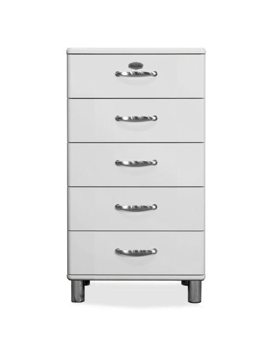 Malibu 5215 - Kommode - Schubladenschrank - Weiß