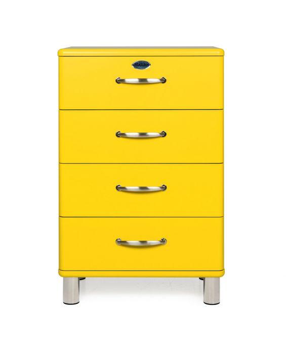 Malibu 5116 - Kommode - Schubladenschrank - Gelb