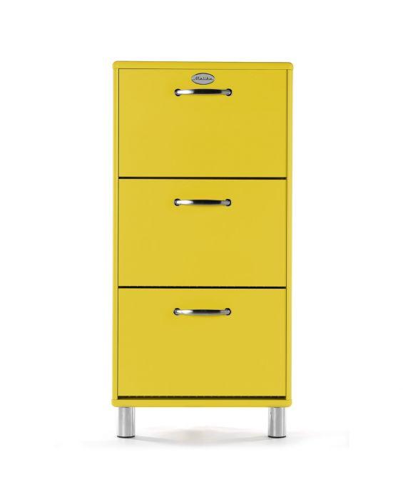 Malibu 5263 - Schuhschrank - Gelb