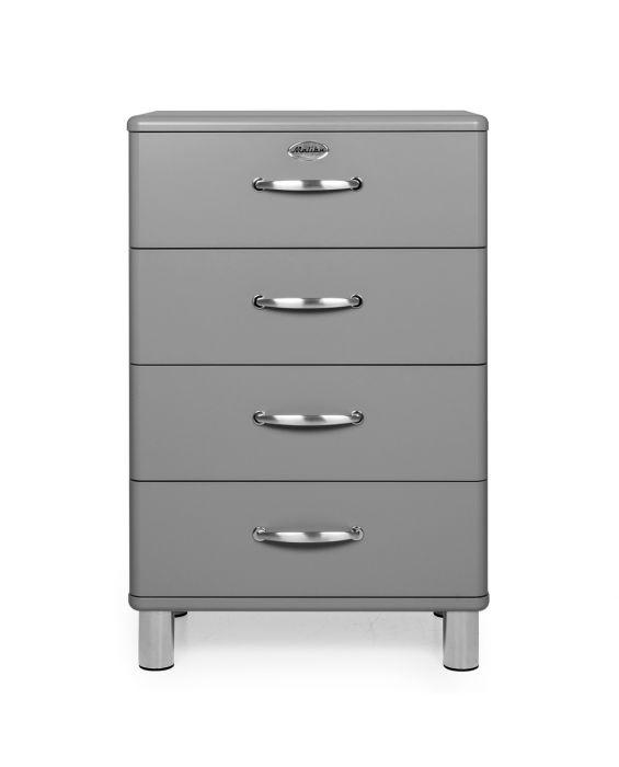 Malibu 5116 - Kommode - Schubladenschrank - Grau