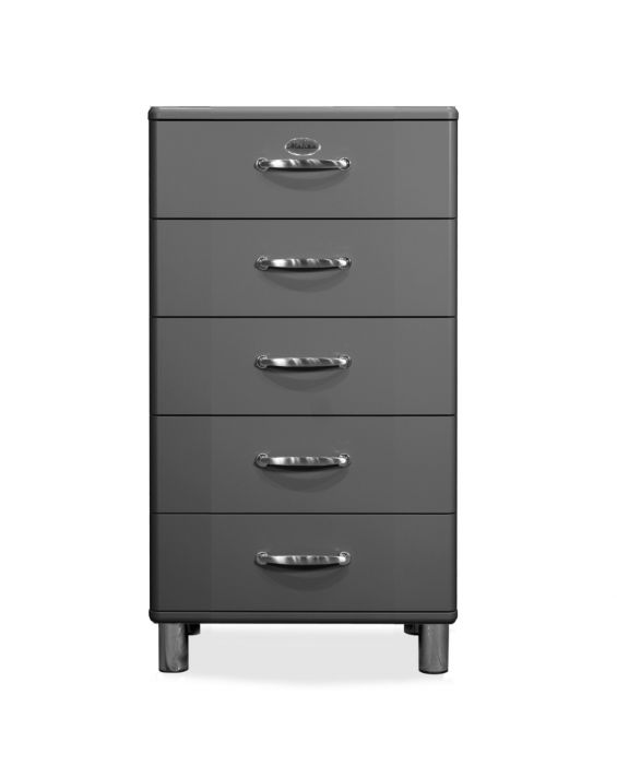 Malibu 5215 - Kommode - Schubladenschrank - Grau