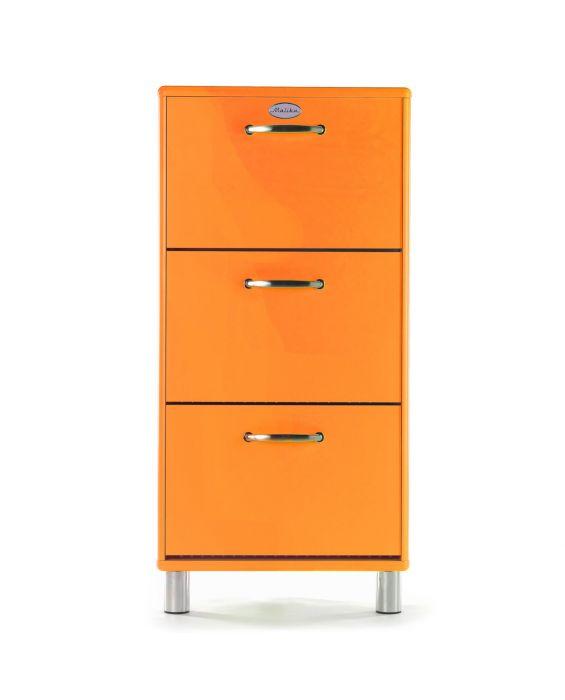 Malibu 5263 - Schuhschrank - Orange