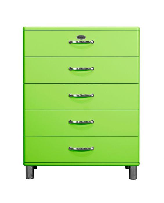Malibu 5295 - Kommode - Schubladenschrank - Grün