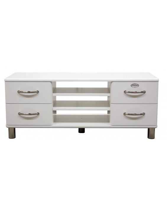 Malibu 5158 - Lowboard - TV Board - Weiß