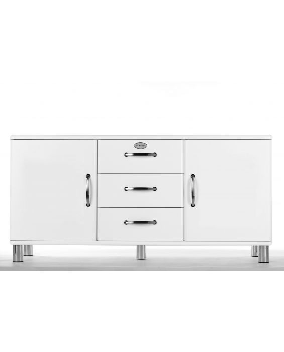 Malibu 5176 - Kommode - Sideboard - Weiß