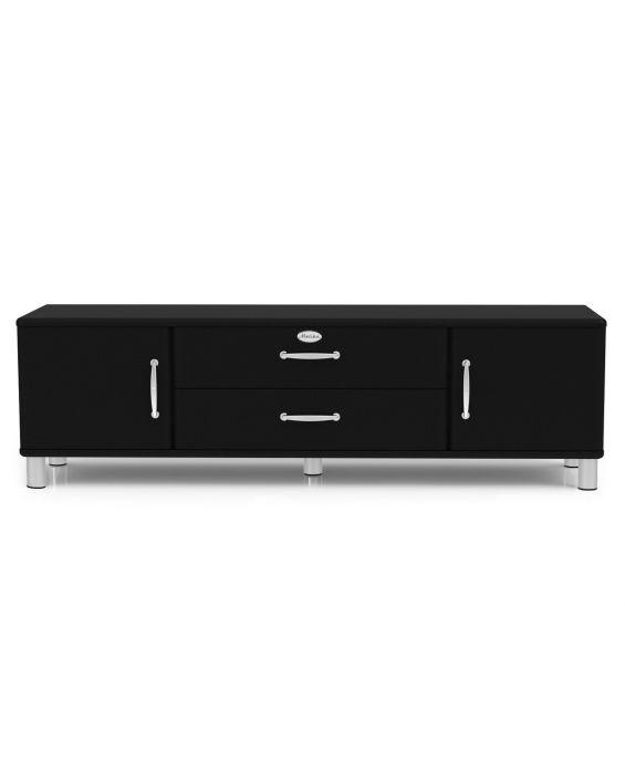 Malibu 5156 - Lowboard - TV Board - Schwarz