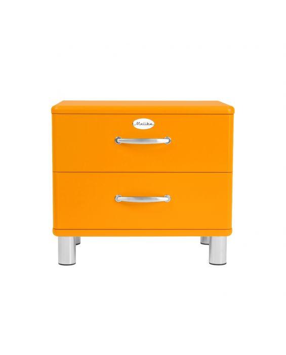 Malibu 5212 - Nachttisch - Kommode - Orange