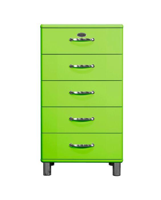 Malibu 5215 - Kommode - Schubladenschrank - Grün