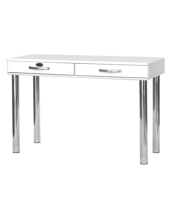 Malibu 5256 - Schreibtisch - Bürotisch - Weiß