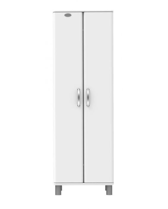 Malibu - 5290 -  Garderobenschrank - Weiß