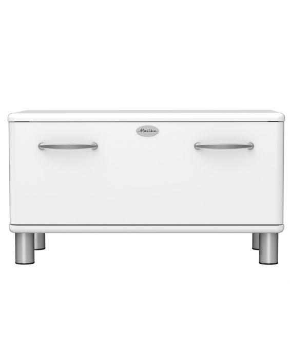 Malibu 5291 - Schuhschrank mit Sitzbank - Weiß