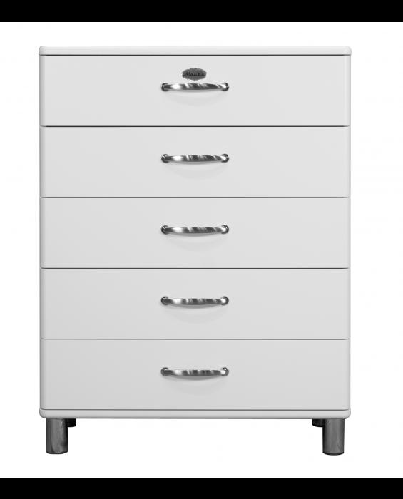 Malibu 5295 - Kommode - Schubladenschrank - Weiß
