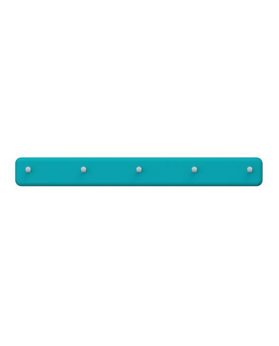 Malibu 5297 - Garderobenleiste - Ocean Blue