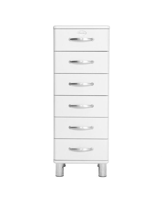Malibu 5106 - Schubladenschrank - Weiß