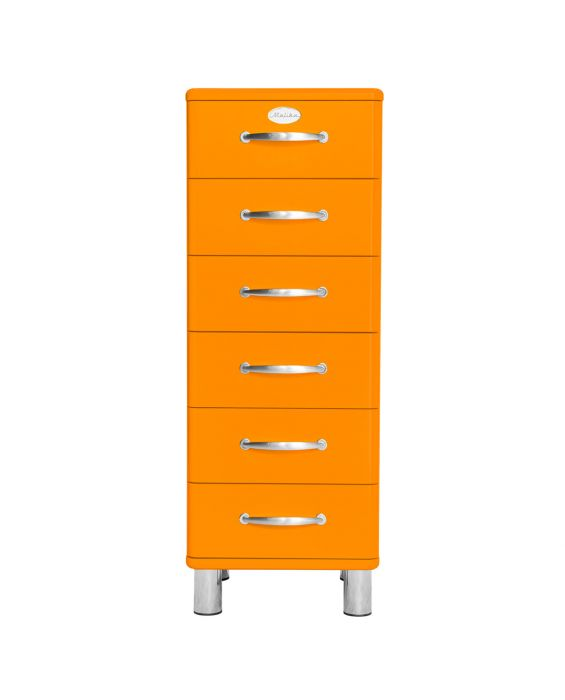 Malibu 5106 - Schubladenschrank - Orange