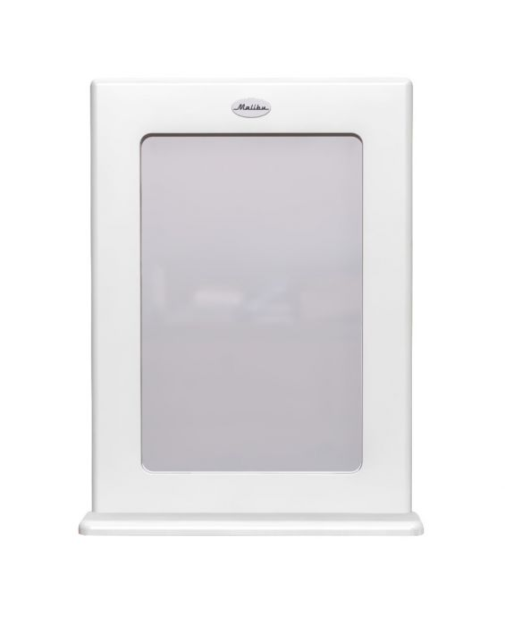 Malibu 5169 - Spiegel - Weiß