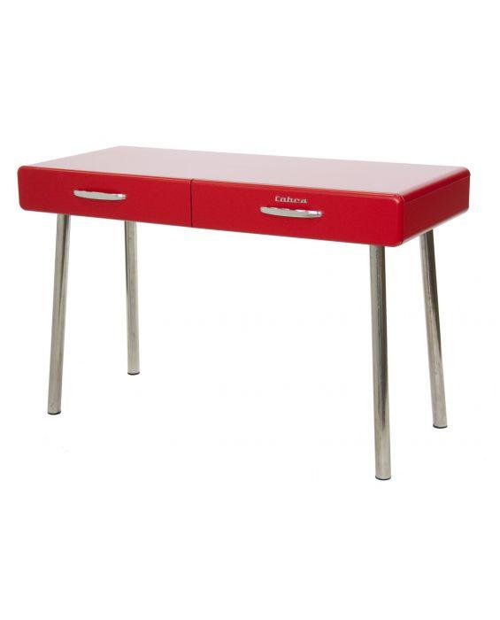 Cobra 4950 - Schreibtisch - Rot