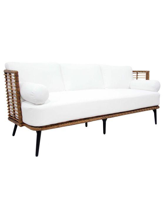 Gartensofa - Covelo 3-Sitzer