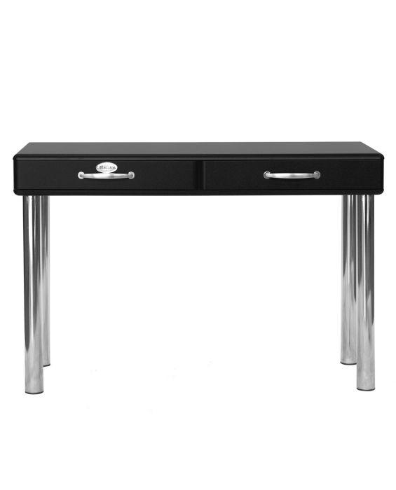 Malibu 5256 - Schreibtisch - Bürotisch - Schwarz
